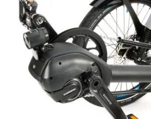 E-bikes En E-trikes